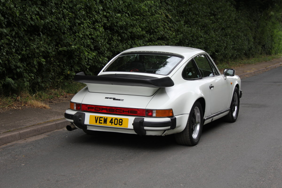 1976 Porsche 911S - Recent extensive European touirng SOLD (picture 5 of 12)