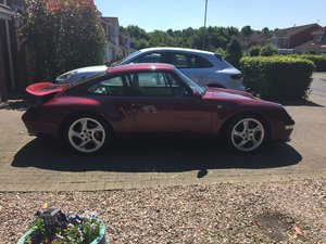 1996 Carrera 993 varioram For Sale