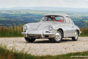 1960 Porsche 356 B T5 coupe, genuine RHD For Sale