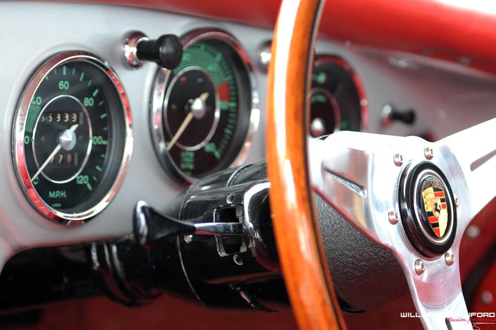1960 Porsche 356 B T5 coupe, genuine RHD For Sale (picture 6 of 6)