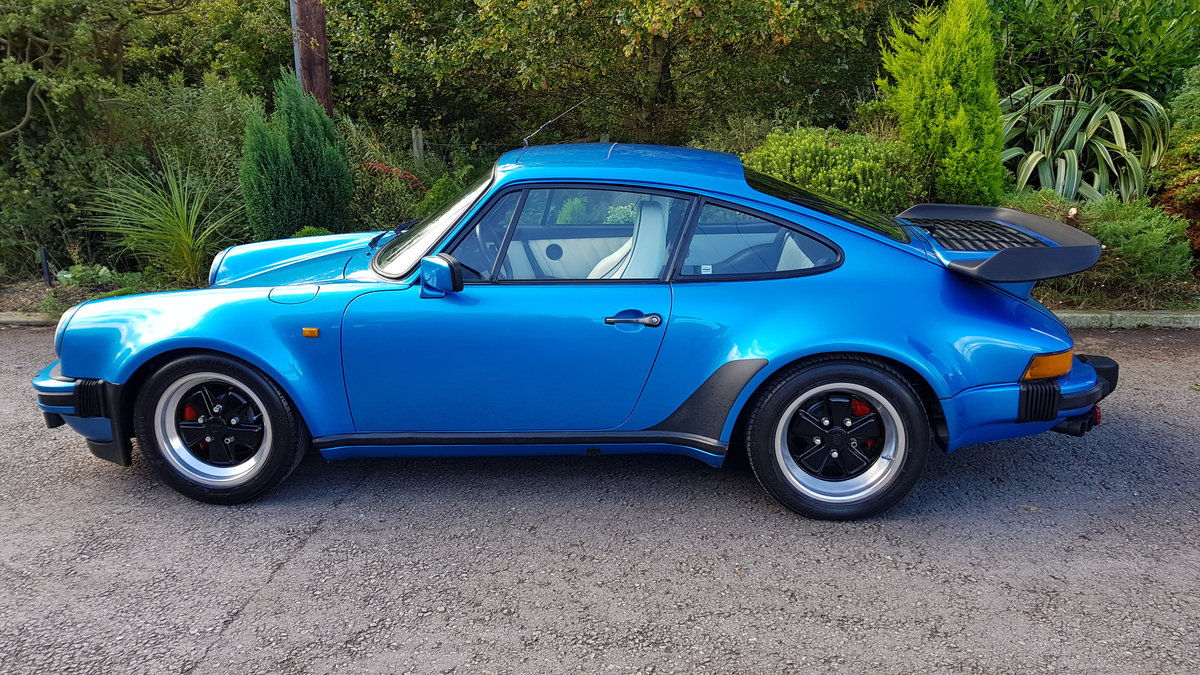 1979 Porsche 911 930 Turbo For Sale (picture 1 of 6)