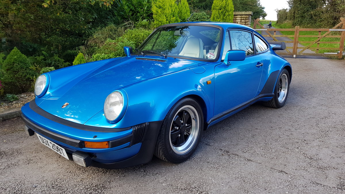 1979 Porsche 911 930 Turbo For Sale (picture 2 of 6)