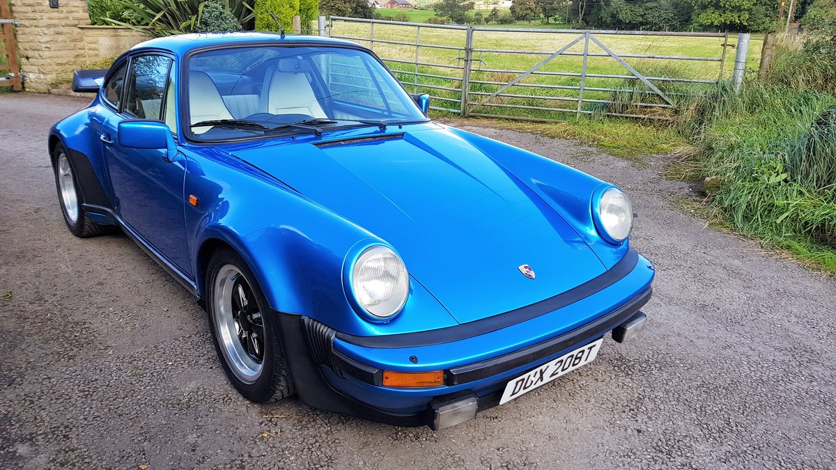 1979 Porsche 911 930 Turbo For Sale (picture 3 of 6)