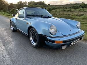 1982 Porsche 911 930 Turbo Stunning Only 75000 Miles For Sale
