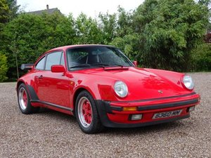 1985 Porsche 911 Carrera Supersport For Sale by Auction