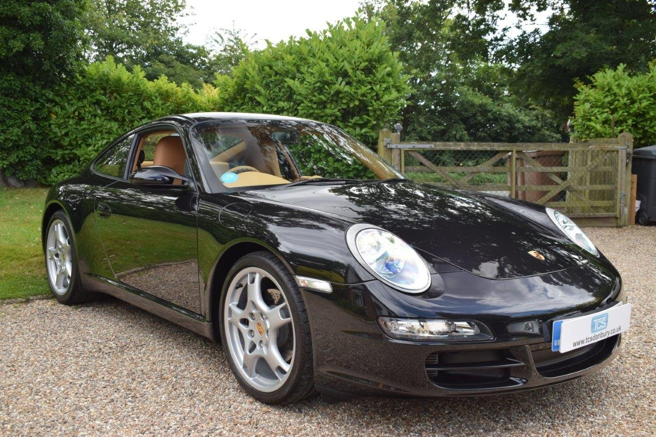 2004 Porsche 911 Carrera 2 Coupe 6-Speed 997.1 SOLD (picture 1 of 6)