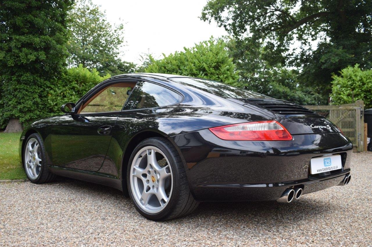 2004 Porsche 911 Carrera 2 Coupe 6-Speed 997.1 SOLD (picture 2 of 6)