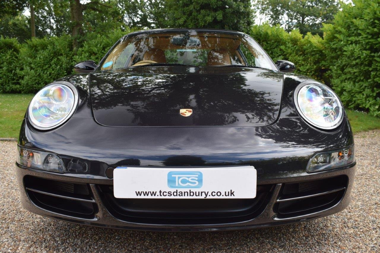 2004 Porsche 911 Carrera 2 Coupe 6-Speed 997.1 SOLD (picture 4 of 6)