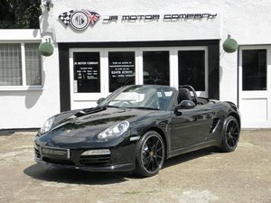 2011 Porsche Boxster 3.4 S Black Edition Gen II For Sale