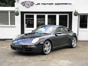 Picture of 2006 Porsche 911 (997) 4S Manual Coupe Midnight Blue Big Spec! SOLD
