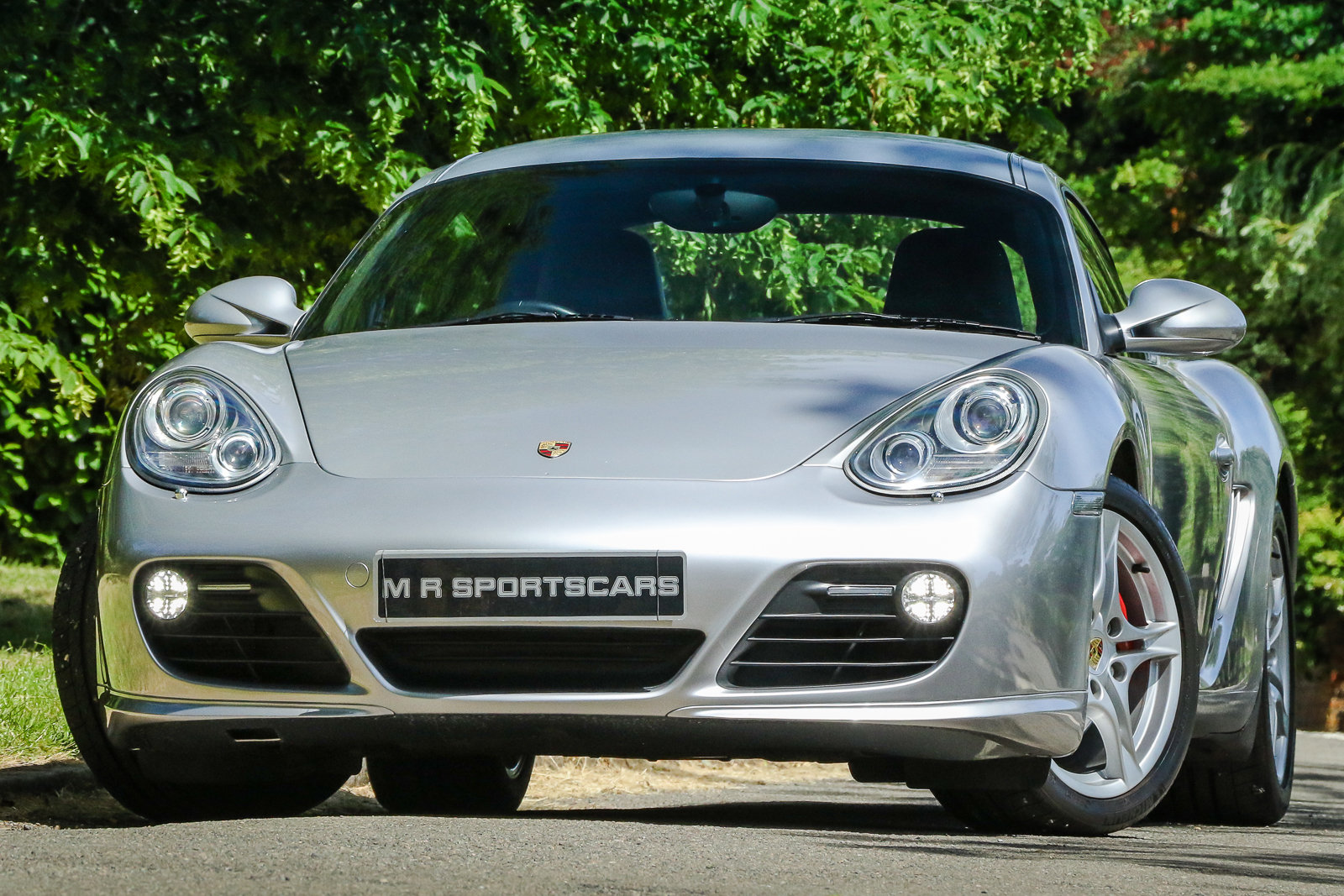 2009 Porsche Cayman S 987.2 Gen 2 GT Silver Metallic PASM For Sale (picture 1 of 6)