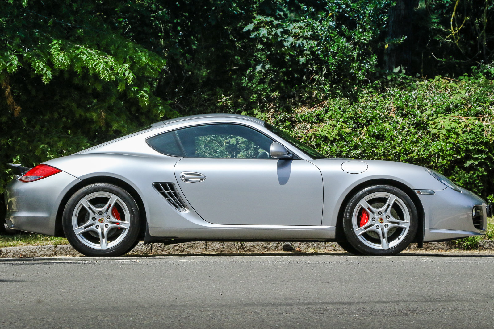 2009 Porsche Cayman S 987.2 Gen 2 GT Silver Metallic PASM For Sale (picture 3 of 6)
