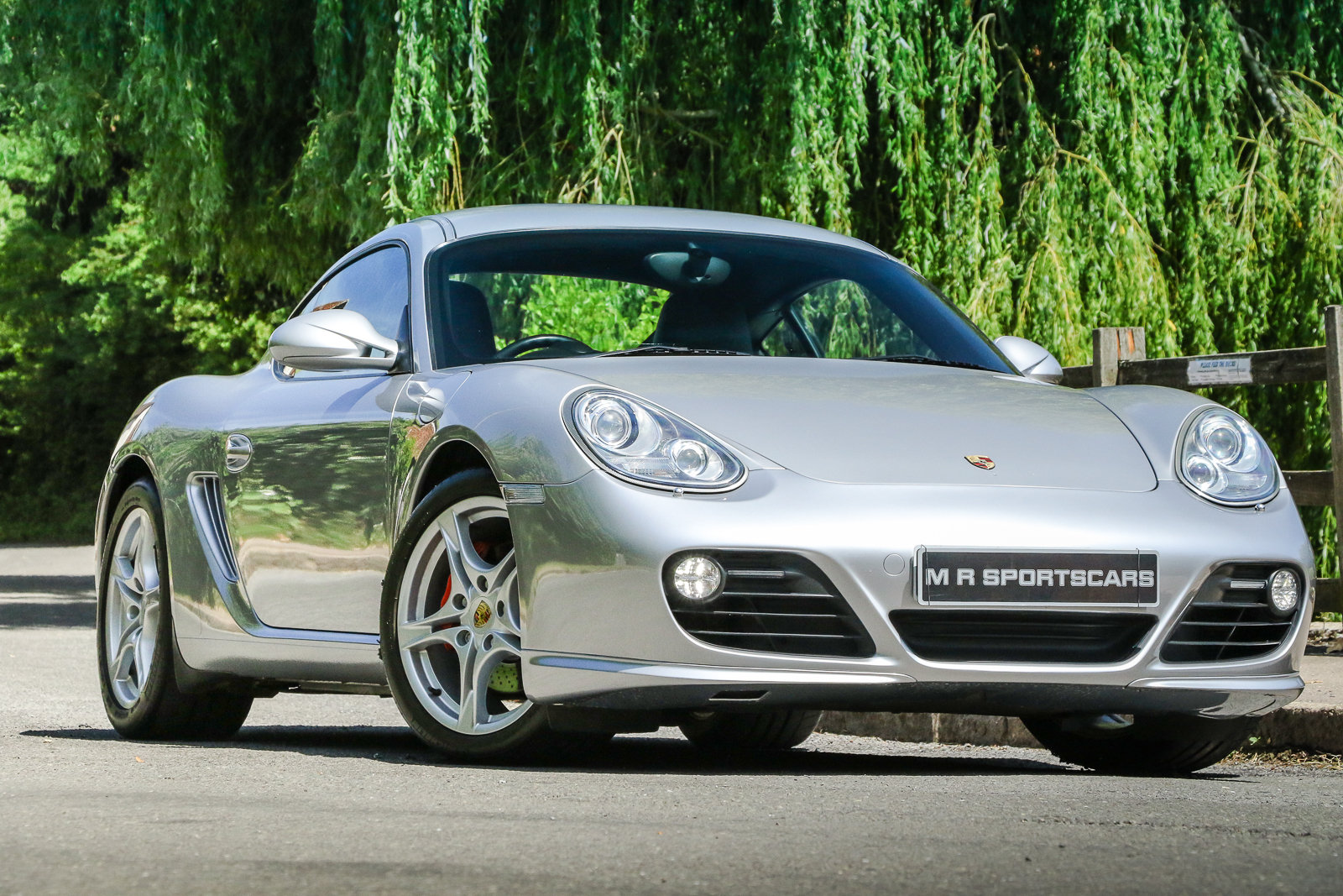 2009 Porsche Cayman S 987.2 Gen 2 GT Silver Metallic PASM For Sale (picture 6 of 6)