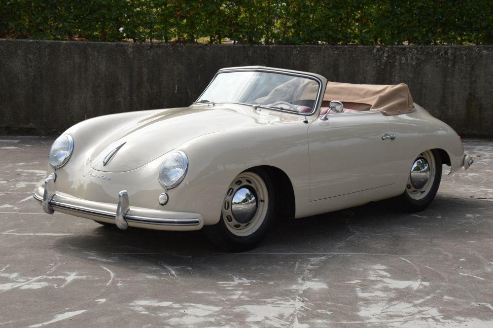 (1014) Porsche 356 pre A 1500 Knickscheibe - 1954  For Sale (picture 1 of 6)