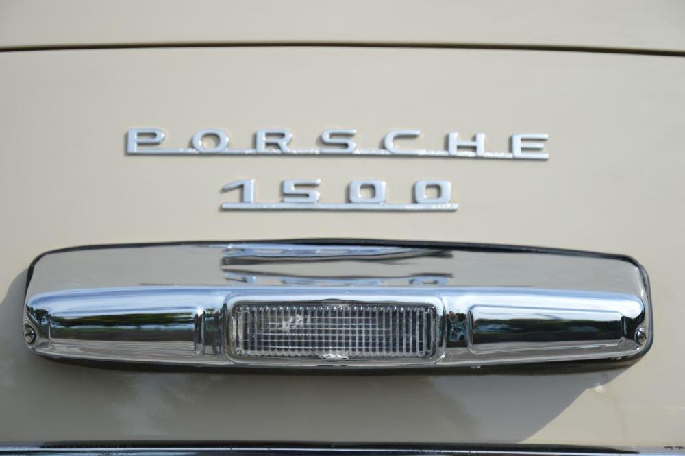 (1014) Porsche 356 pre A 1500 Knickscheibe - 1954  For Sale (picture 6 of 6)