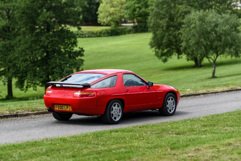 1988 Porsche 928 S4 Sport Equipment Ultra rare Manual  For Sale (picture 1 of 6)
