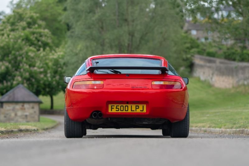 1988 Porsche 928 S4 Sport Equipment Ultra rare Manual  For Sale (picture 3 of 6)