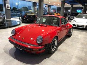 1986 Porsche carrera original painting For Sale