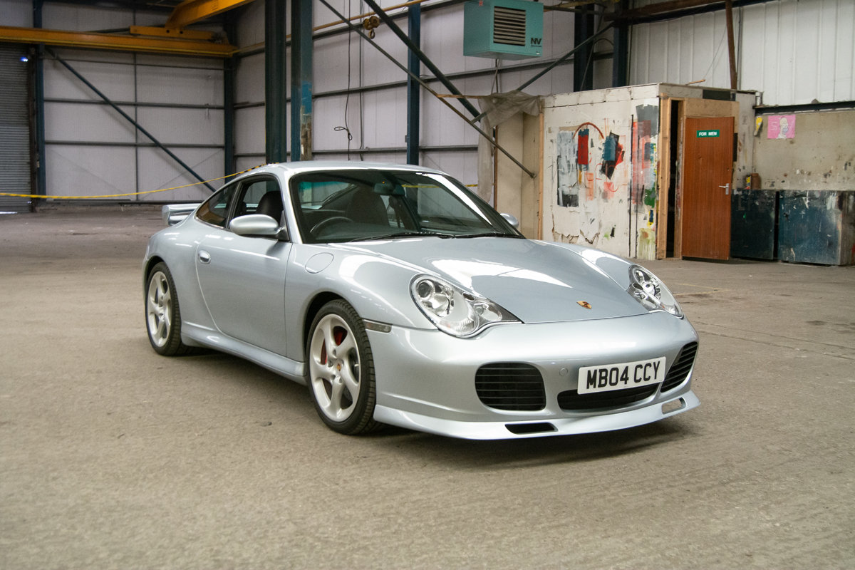 2004 Porsche 911 (996) Carrera 4S SOLD by Auction (picture 1 of 6)