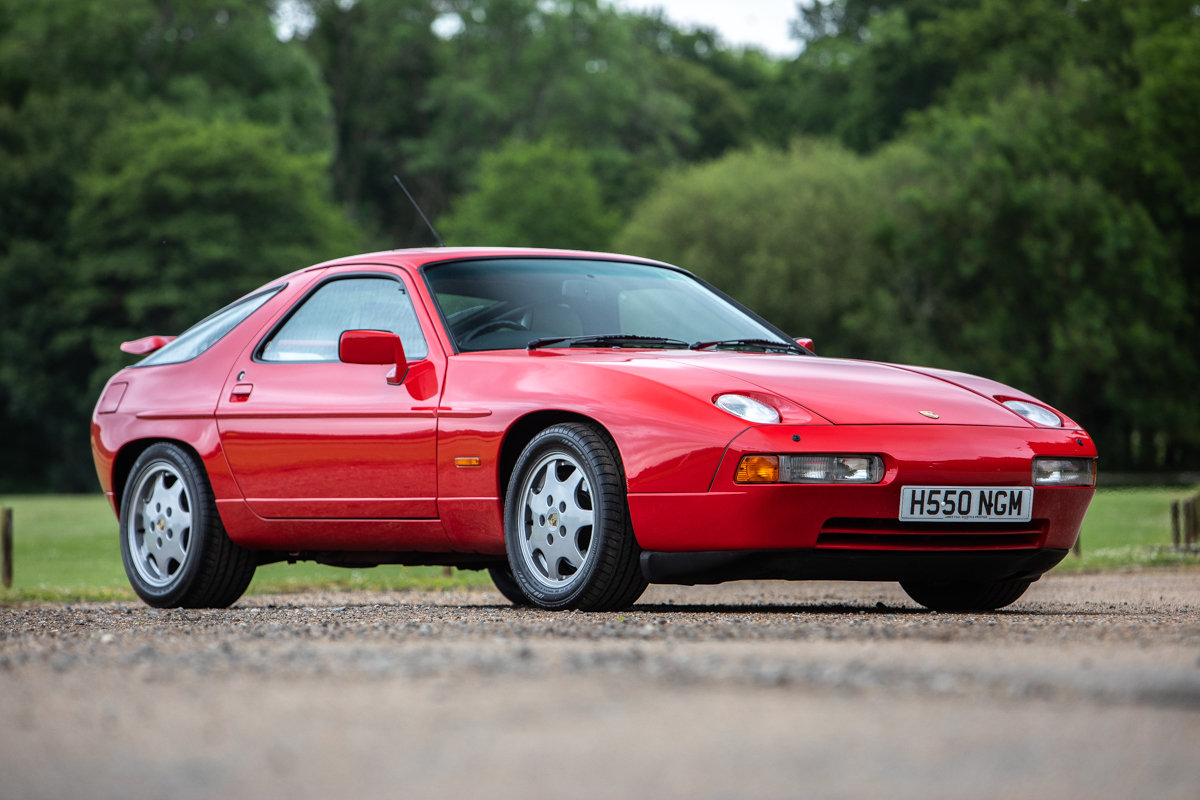 1991 Porsche 928 GT Manual SOLD by Auction (picture 1 of 6)