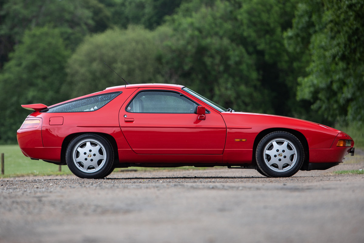 1991 Porsche 928 GT Manual SOLD by Auction (picture 3 of 6)