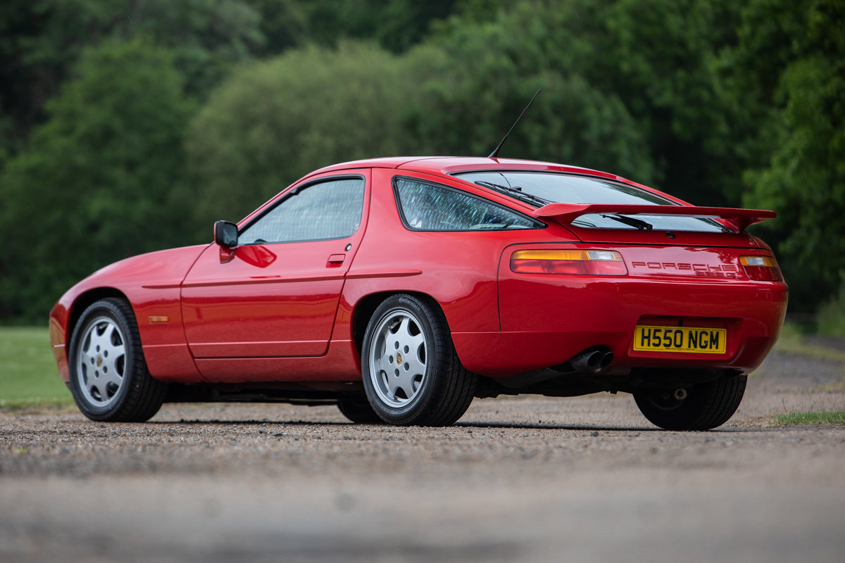 1991 Porsche 928 GT Manual SOLD by Auction (picture 5 of 6)
