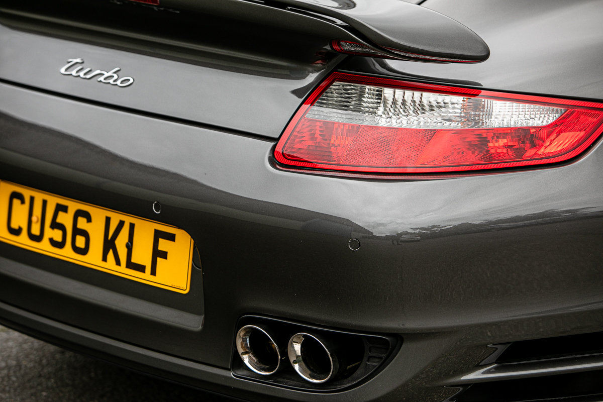 2006 Porsche 911 (997.1) Turbo Manual SOLD by Auction (picture 4 of 6)