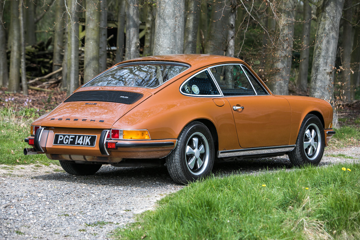 1972 Porsche 911 2.4S SOLD by Auction (picture 3 of 6)