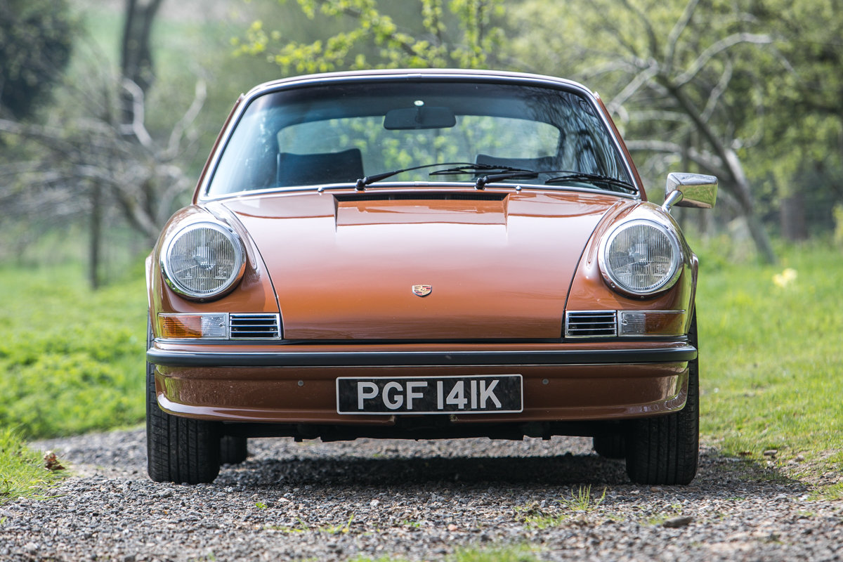 1972 Porsche 911 2.4S SOLD by Auction (picture 4 of 6)