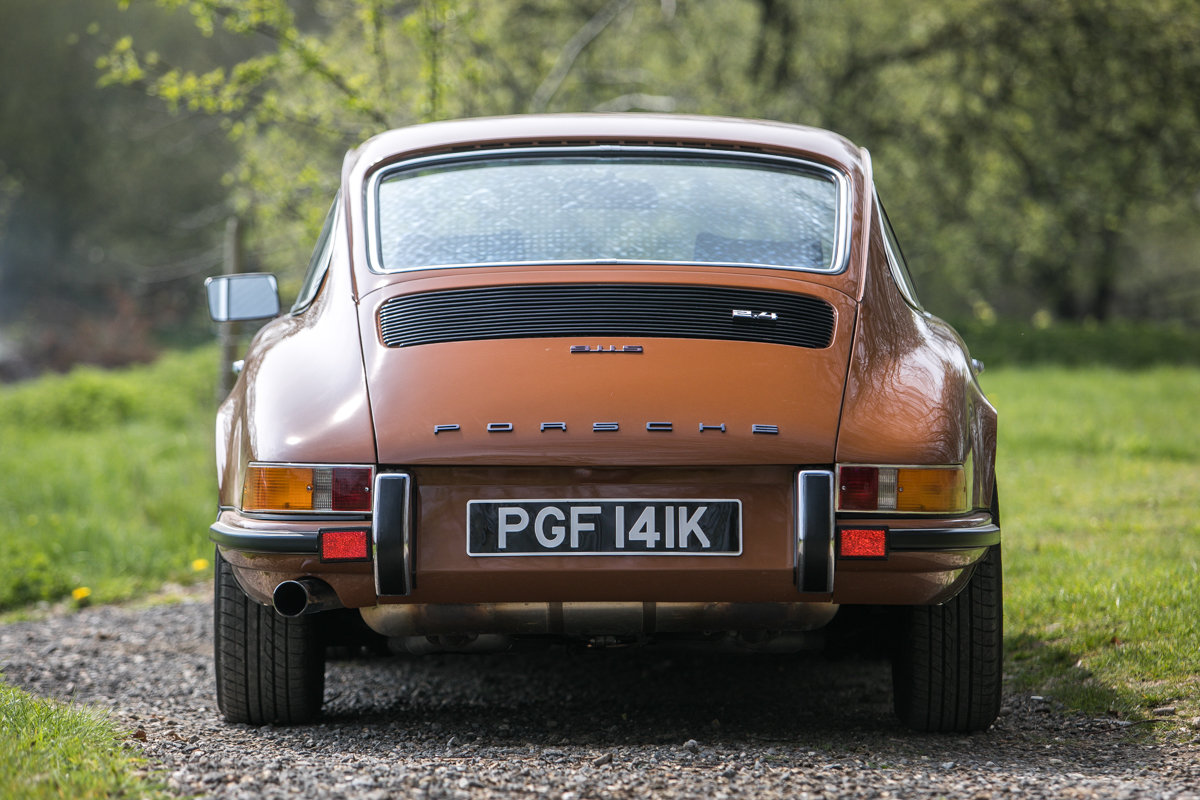 1972 Porsche 911 2.4S SOLD by Auction (picture 5 of 6)
