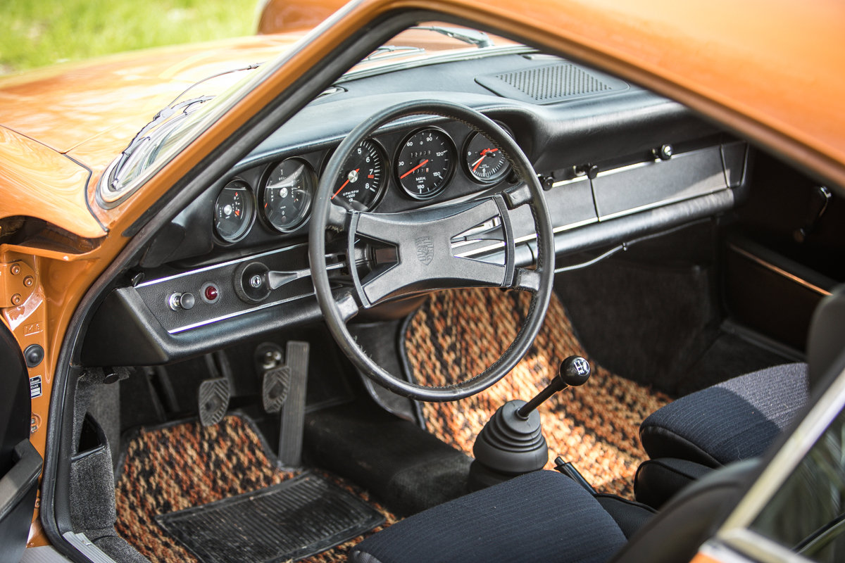 1972 Porsche 911 2.4S SOLD by Auction (picture 6 of 6)