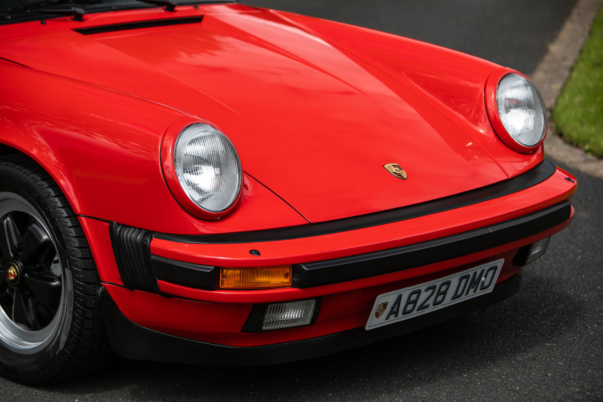 1983 Porsche 911 Carrera 3.2 Sport Cabriolet SOLD by Auction (picture 4 of 6)
