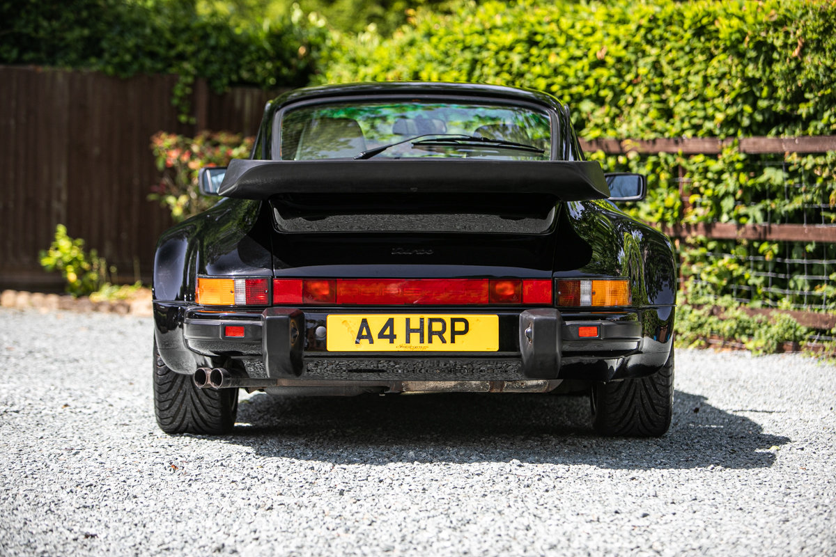 1989 Porsche 911 (930) Turbo G50 SOLD by Auction (picture 1 of 6)