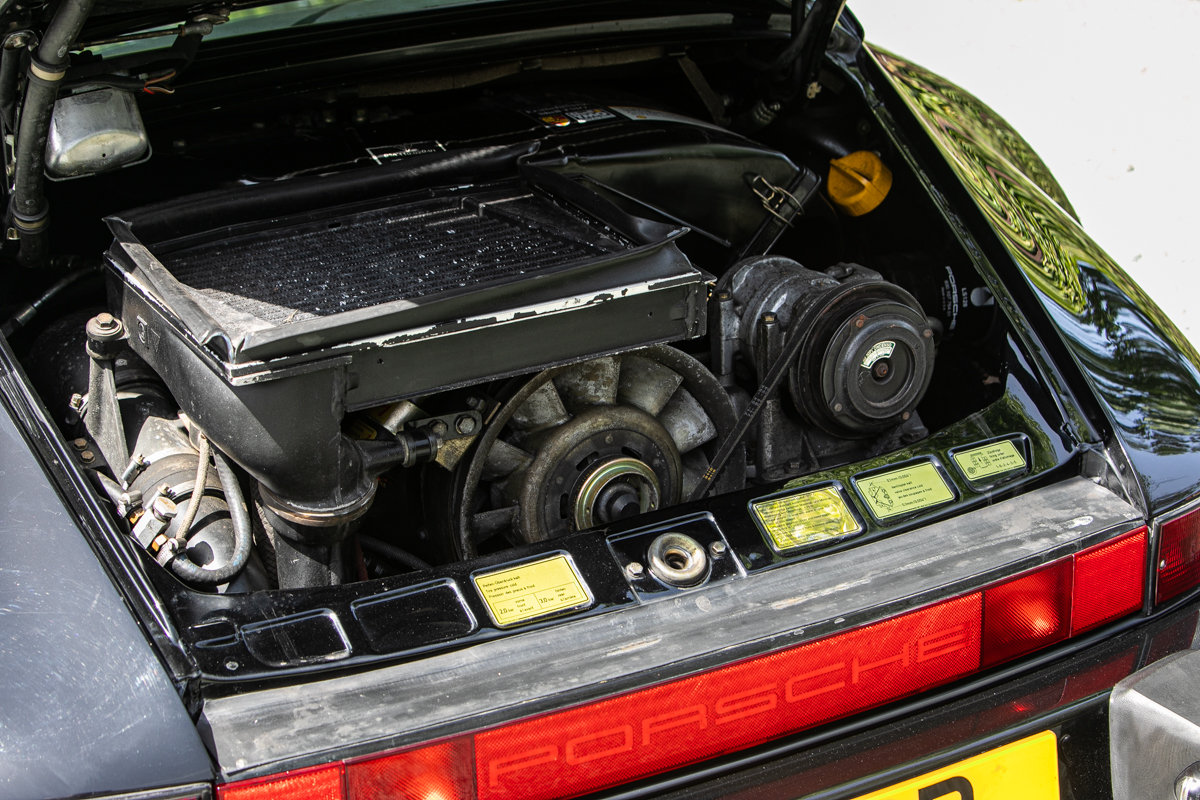 1989 Porsche 911 (930) Turbo G50 SOLD by Auction (picture 4 of 6)