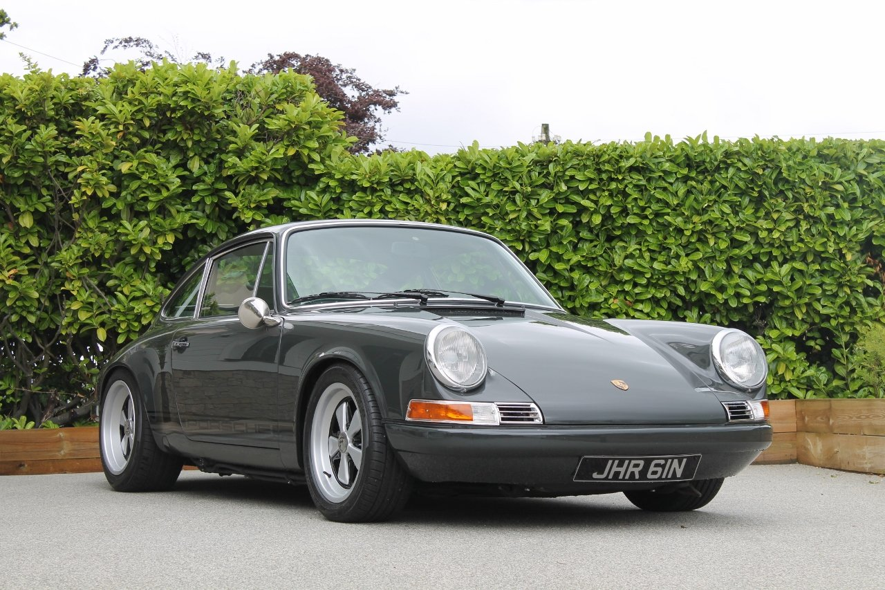1983 Porsche 911S 3.0 Rennsport Evolution SOLD by Auction (picture 3 of 6)