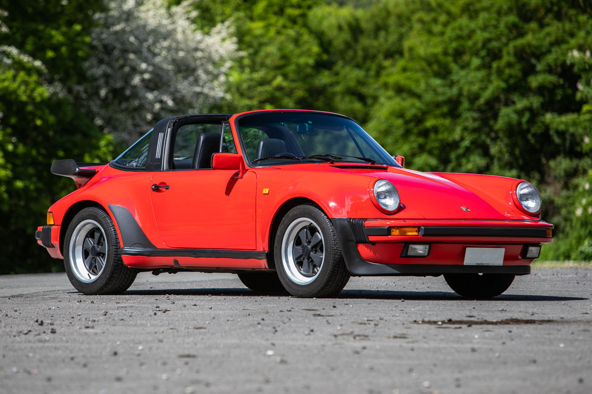 1989 Porsche 911 Carrera SSE Targa SOLD by Auction (picture 5 of 6)
