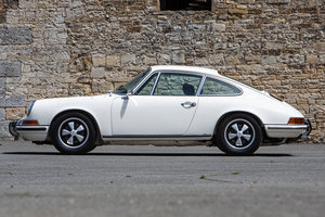 1973 Porsche 911 2.4T MFi Coupe SOLD by Auction