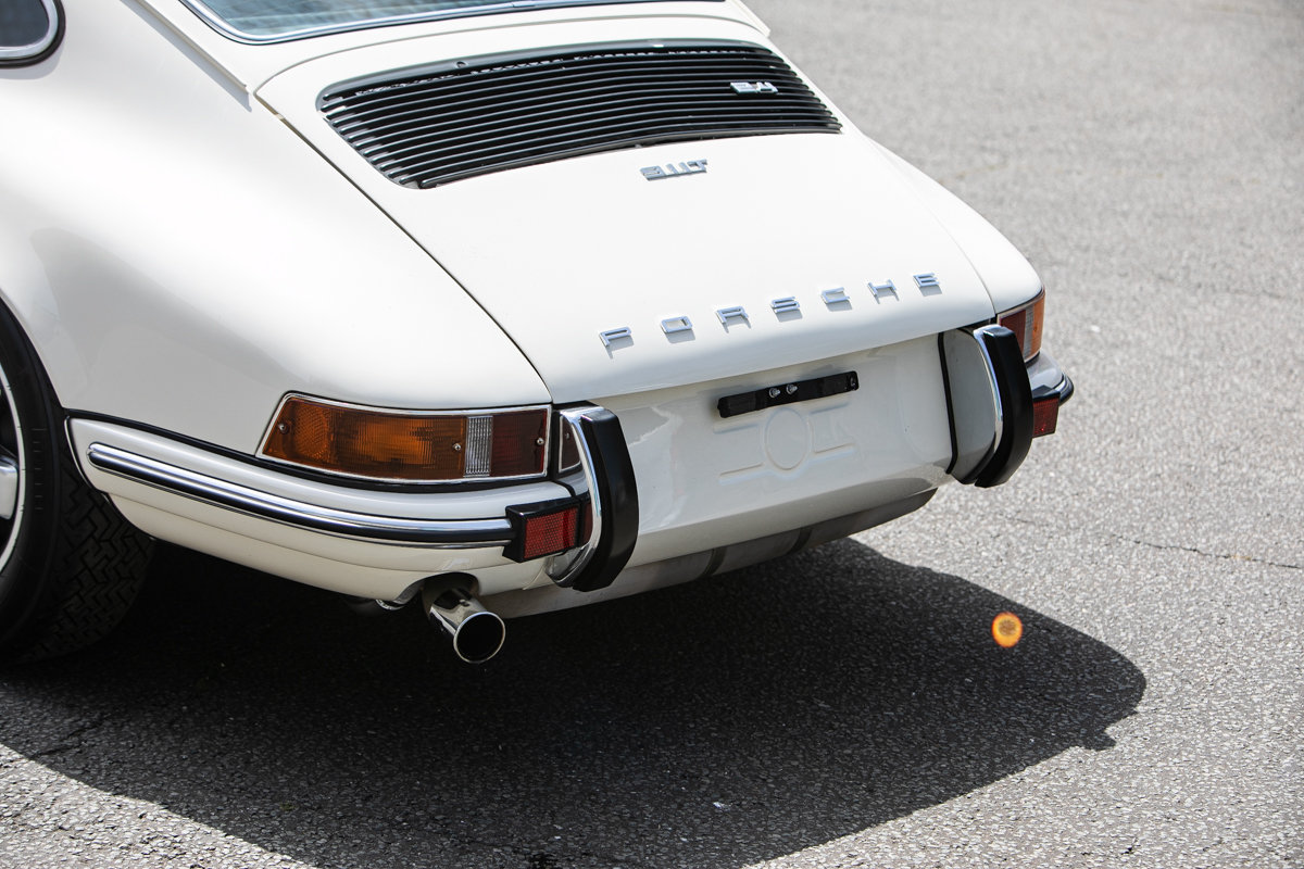 1973 Porsche 911 2.4T MFi Coupe SOLD by Auction (picture 5 of 6)