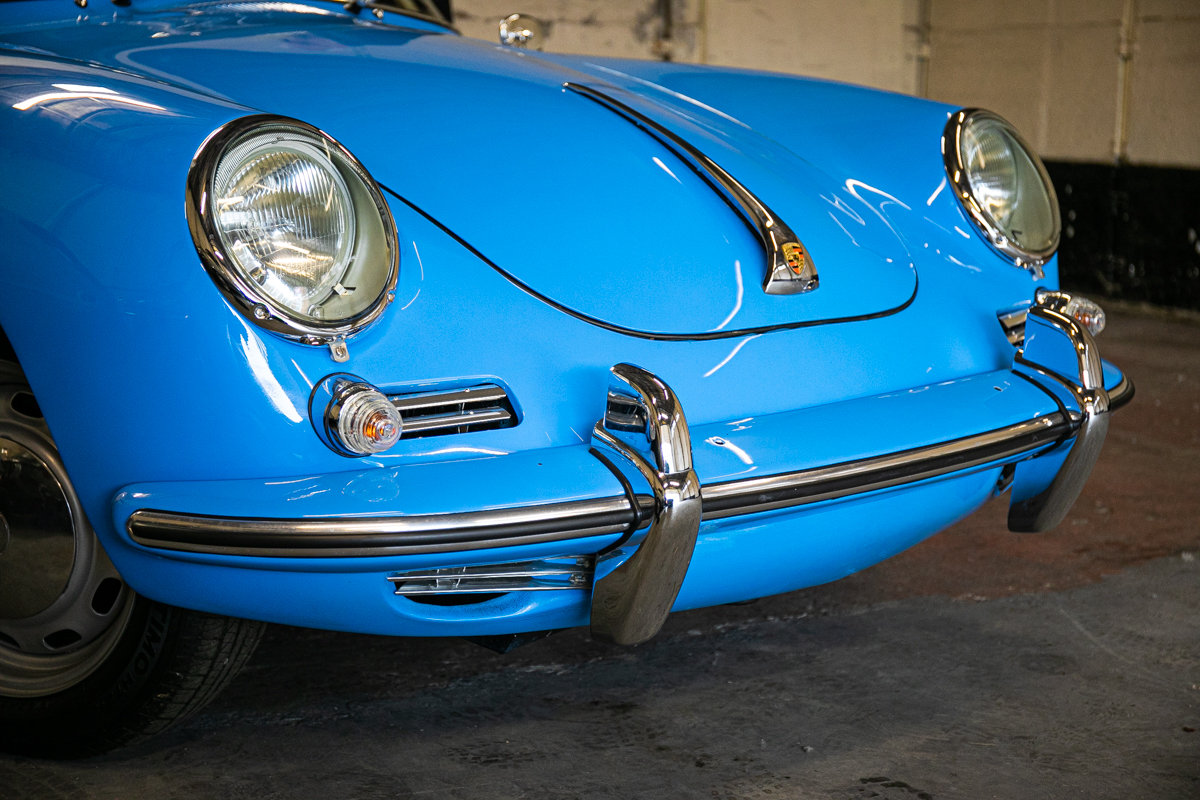 1963 Porsche 356C Coupe SOLD by Auction (picture 6 of 6)
