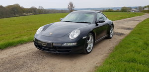 2005 SERVICED LESS THAN 50 MILES AGO - MANUAL 997 CARRERA S COUPE For Sale