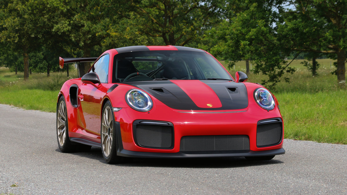 2018 Porsche GT2 RS Weissach Package For Sale (picture 1 of 6)