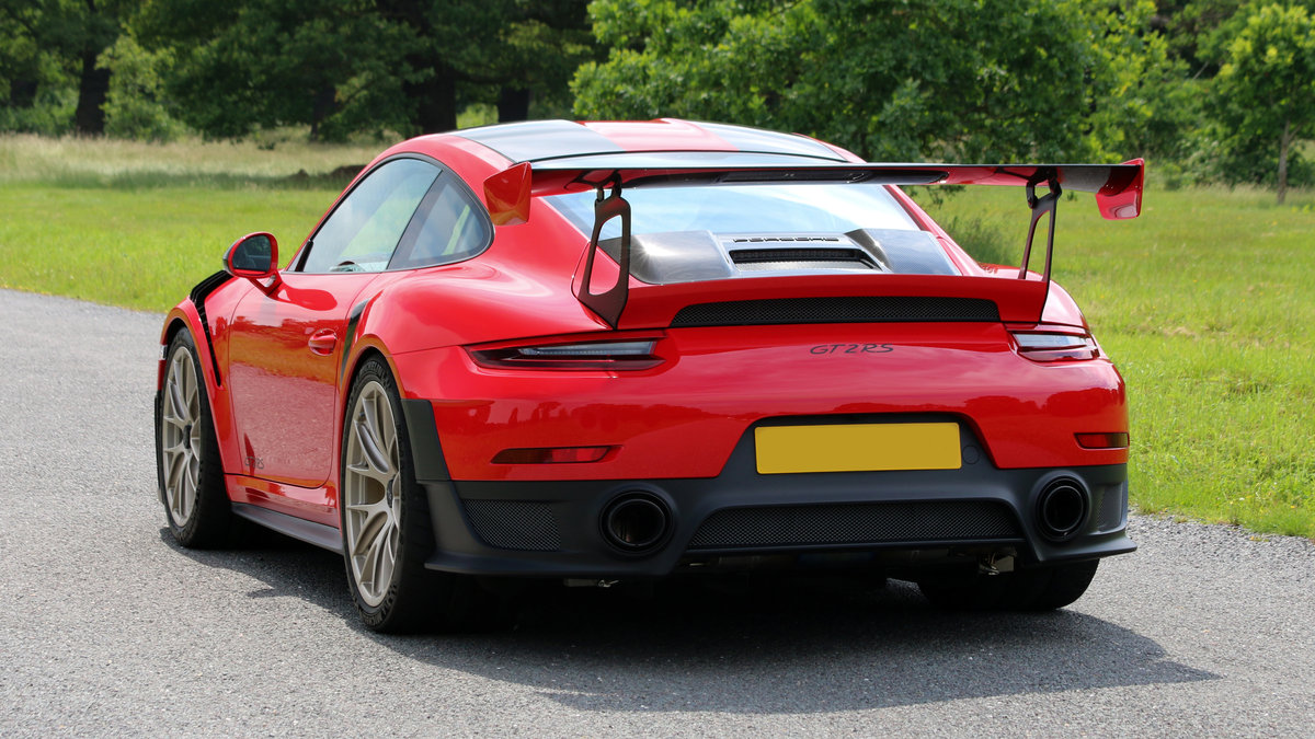 2018 Porsche GT2 RS Weissach Package For Sale (picture 2 of 6)