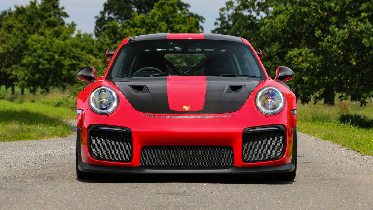 2018 Porsche GT2 RS Weissach Package For Sale (picture 3 of 6)