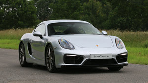 2014 Porsche Cayman (981) GTS - Carbon Seats For Sale
