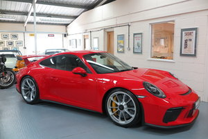 2018 67 Porsche 911 991 4.0 GT3 - PDK ( 500 ps )-Guards Red For Sale