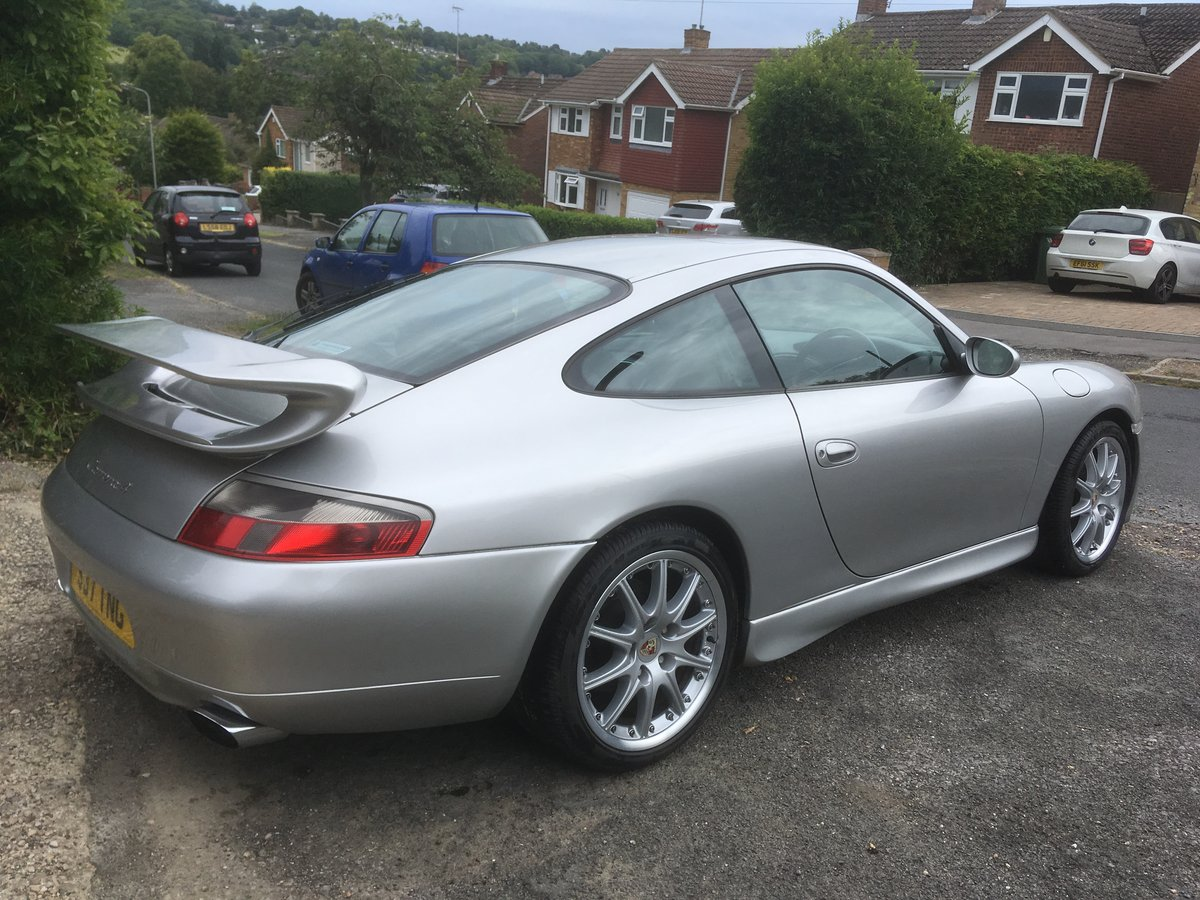 1998 Porsche 911 996 C4 Gt3 Aero Kit Alloys For Sale