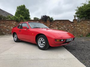 1985 Porsche 924 - Immaculate time capsule For Sale