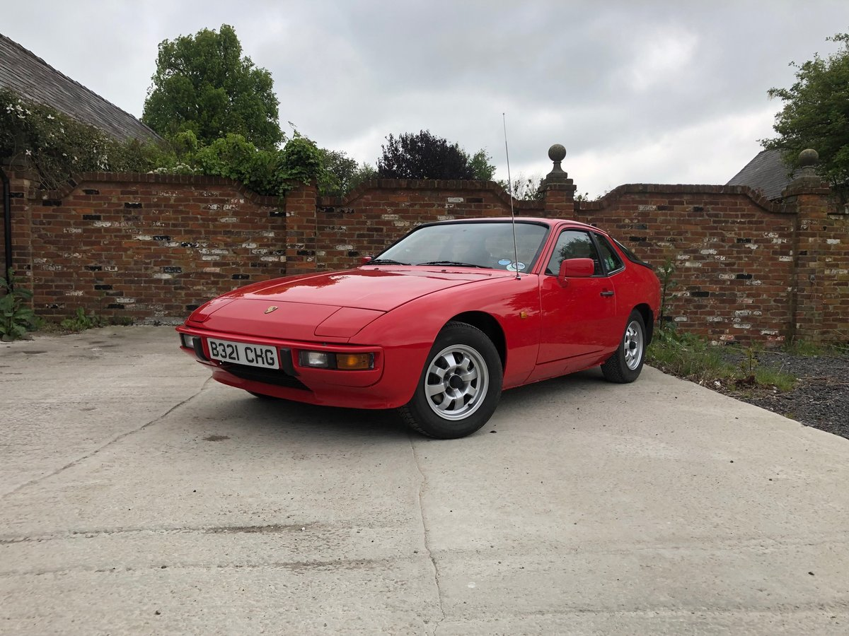 1985 Porsche 924 - Immaculate time capsule For Sale (picture 2 of 6)