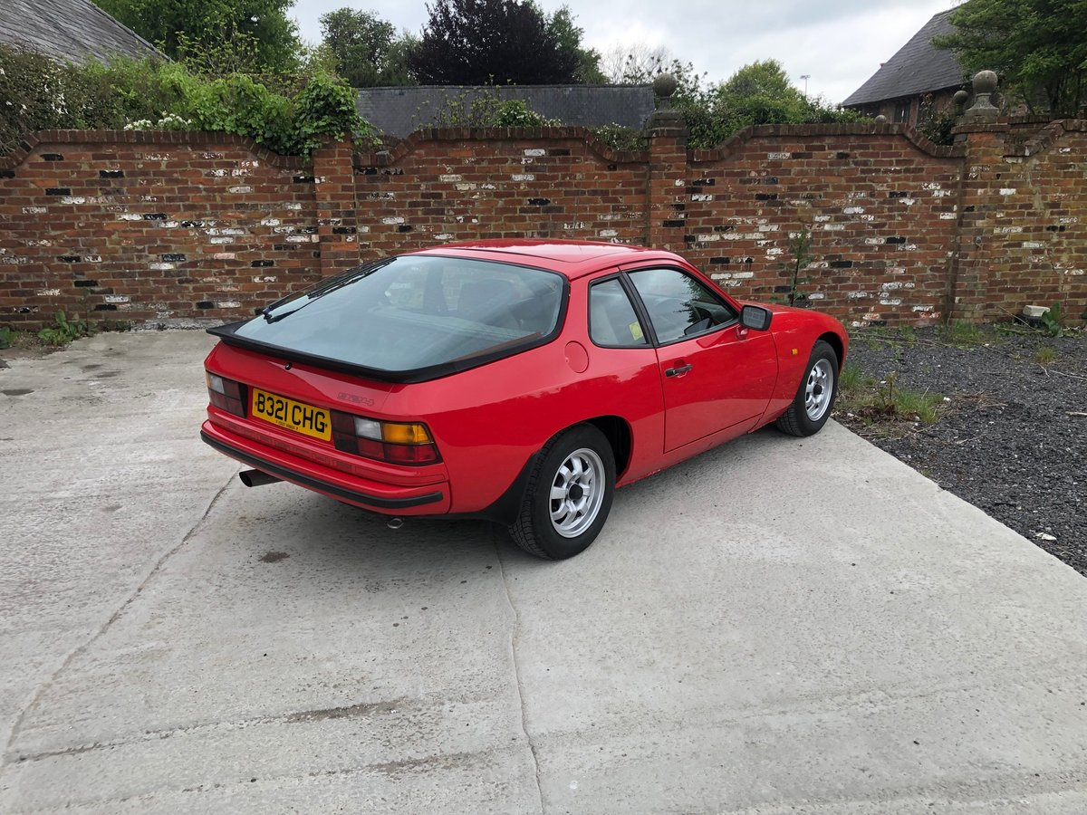 1985 Porsche 924 - Immaculate time capsule For Sale (picture 3 of 6)
