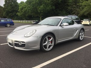 2007 A1 & Low Mileage Porsche 987 Cayman S Manual FSH